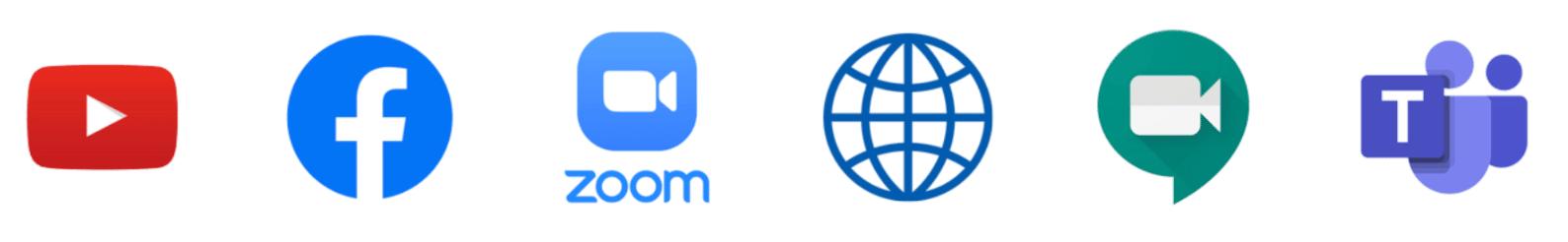 video livestreaming platforms